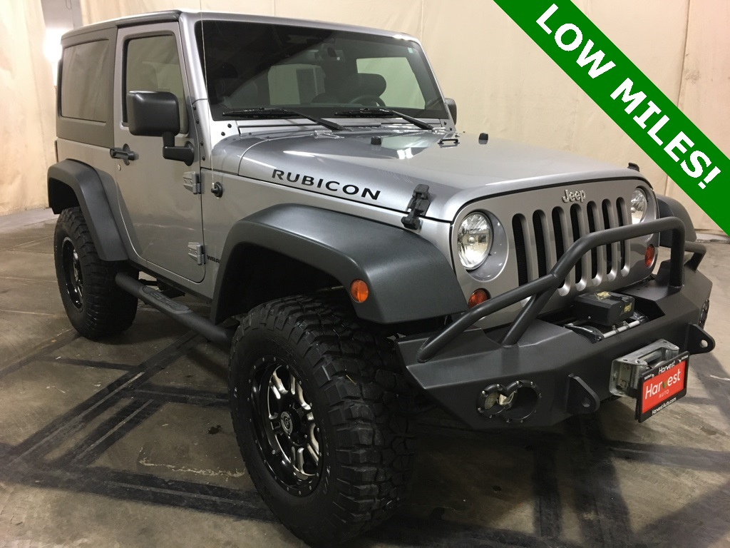 Pre-Owned 2013 Jeep Wrangler Rubicon