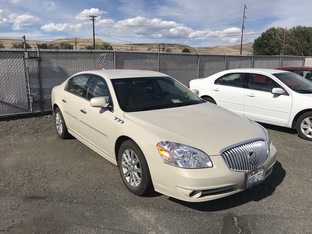 Pre-Owned 2010 Buick Lucerne CX