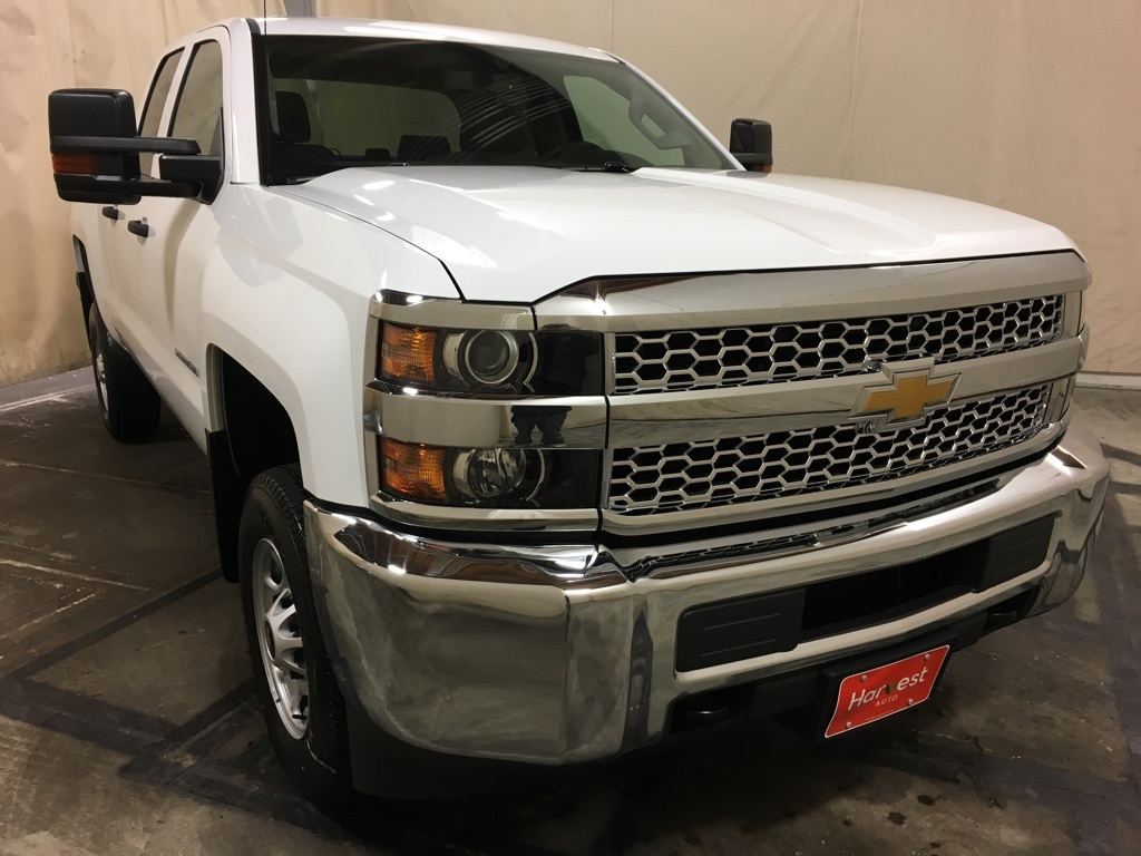 New 2019 Chevrolet Silverado 2500hd Work Truck Double Cab In Yakima