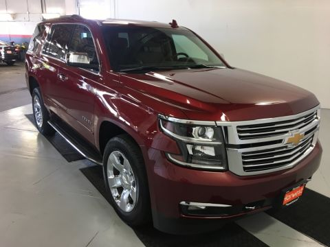Certified Pre-Owned 2017 Chevrolet Tahoe Premier 4WD