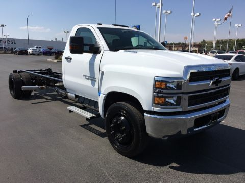New 2019 Chevrolet Silverado 5500 5500 LT