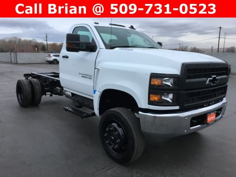 2019 Chevrolet Silverado 4500 Medium Duty