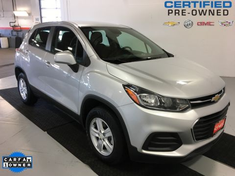 Pre-Owned 2019 Chevrolet Trax LS AWD