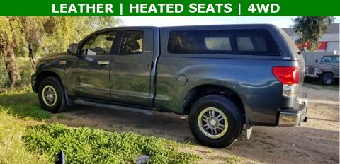 Pre-Owned 2009 Toyota Tundra Limited